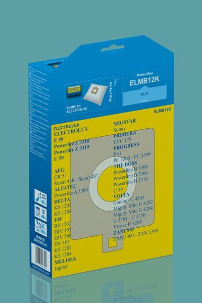 ΣΑΚΟΥΛΕΣ ΣΚΟΥΠΑΣ ELECTROLUX (ELMB12K)
