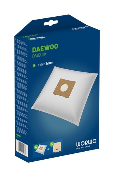 ΣΑΚΟΥΛΕΣ ΣΚΟΥΠΑΣ DAEWOO/DE LONGHI (DMB01K)